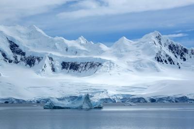 南极世界简笔画